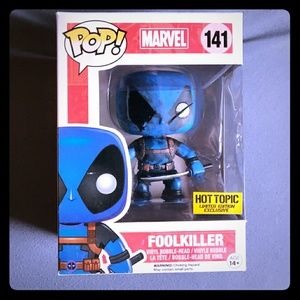 A redisgned Foolkiller Pop from Marvel!